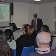 Chris Edwards presenting FSE 14