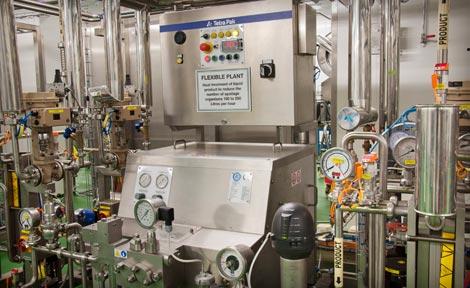Tetra Pak machinery