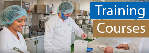 Food industry training courses